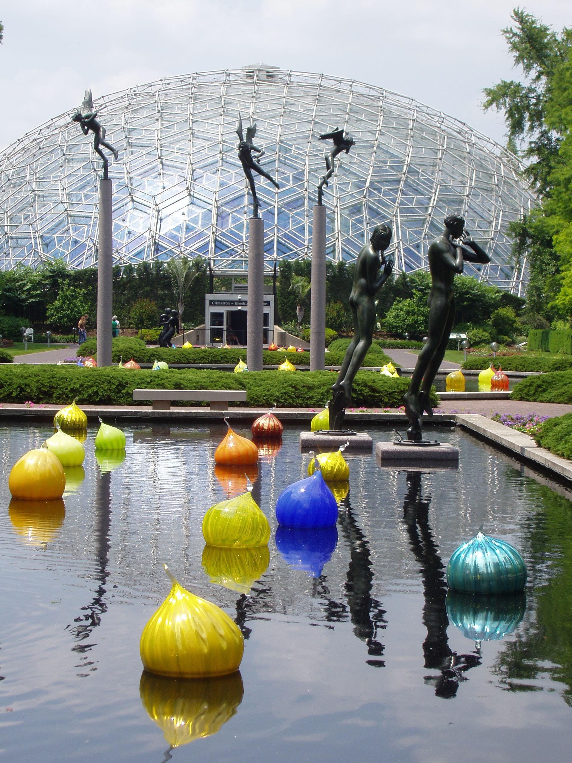 FileMissouri Botanical Garden Climatron with artworks by Dale